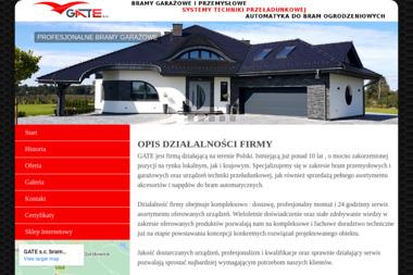 GATE s.c. - Elektryk Radomsko