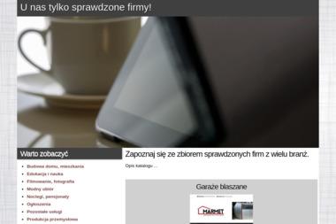 Glassimex - Zabudowa balkonu Białystok