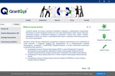 GrantQ.pl Sp. z o.o. - Doradca podatkowy Gdańsk