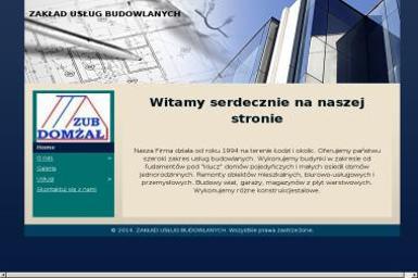 Zakład Usług Budowlanych - Izolacja fundamentów Łódź