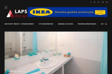 Projektowanie i aranżacja wnętrz LapsDesign.pl - Architekt Nowy Sącz