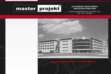 MASTERPROJEKT Autorska Pracownia Architektoniczna - Architekt wnętrz Łódź