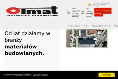 OLMAT - Pokrycia dachowe Żytowice
