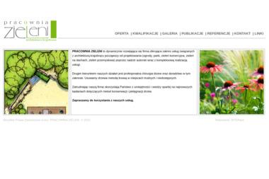 Pracownia Zieleni - Producent Ogrodów Zimowych Głogów