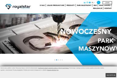 Royal-Star - Wykonanie Instalacji Elektrycznych Dębica