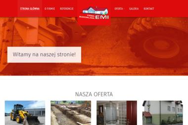 F.H.U EMI Poręba Zbigniew - Ocieplanie budynków Tymbark