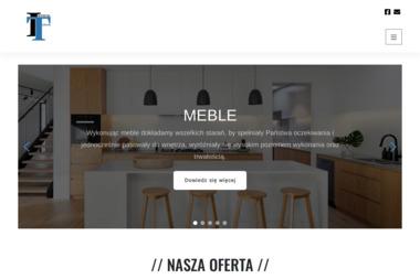 Interstal Oddział Toruń - Drzwi Ażurowe Rozgarty