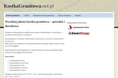 Rolnik - Kostka betonowa  Dobromierz