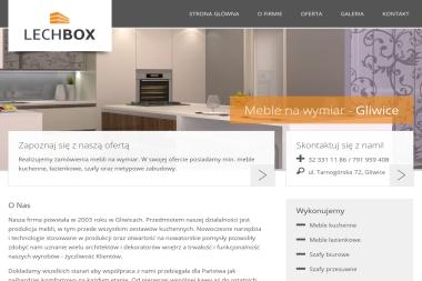 LECHBOX Gorczyca Leszek - Meble na wymiar Gliwice