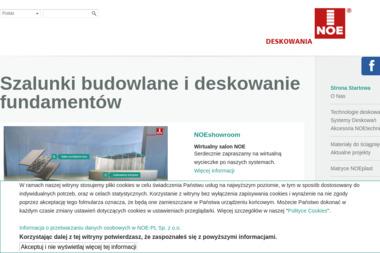 NOE-PL Sp. z o.o. - Minikoparki Warszawa