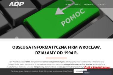 Adp Poland - Serwis komputerowy Wrocław