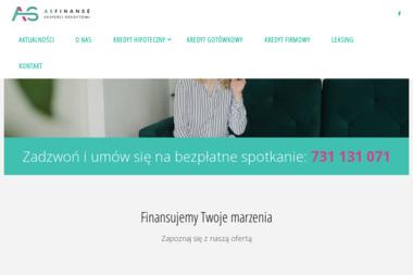 AS Finanse - Doświadczony Doradca - Kredyty Oddłużeniowe Gdynia