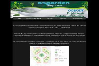 Asgarden Górska Anna - Ogrodnik Toruń
