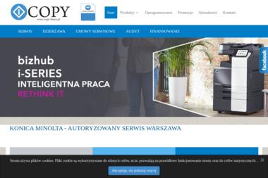 Copy s.c. - Serwis sprzętu biurowego Warszawa