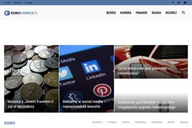 Eurochance - Dotacje unijne Gdynia