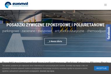 EUROMAT S.C. - Posadzki Oświęcim