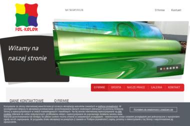 FOL-KOLOR - Pakowanie i konfekcjonowanie PRZYSIEK
