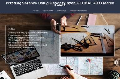 Przedsiębiorstwo Usług Geodezyjnych GLOBAL-GEO - Geodeta Kleszczewo