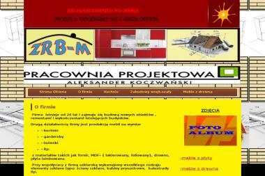 Zakład Remontowo Budowlany - Domy Murowane Jadowniki