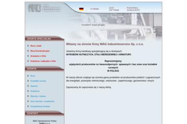 MAG Industrieservice Polska Sp. z o.o. - Dla przemysłu farmaceutycznego Łódź