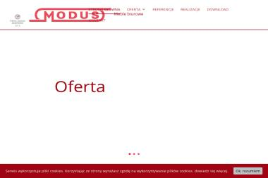 MODUS s.j. - Meble na wymiar Gliwice