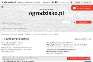 Ogrodzisko - Nowoczesne Ogrody Szczecinek
