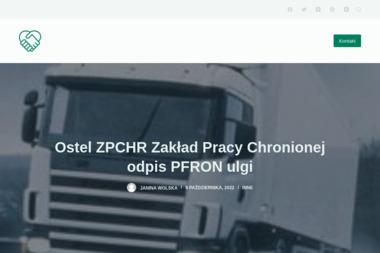 ZPChr Ostel Michał Ostafiński - Sprzedaż Bram Rzeszów