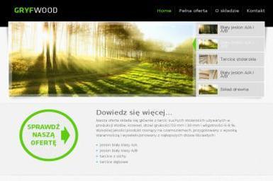 Skład Drewna Łochowice - Skład drewna Łochowo