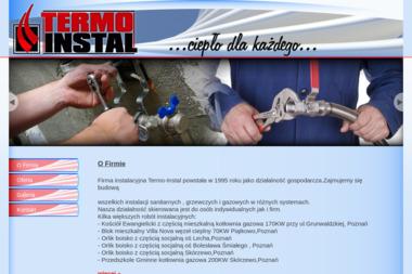 TERMO-INSTAL - Instalacje grzewcze Wągrowiec