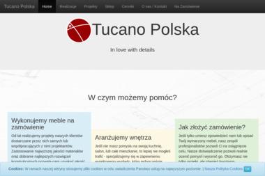 Tucano Polska Sp. z o.o. - Meble z Drewna Kraków