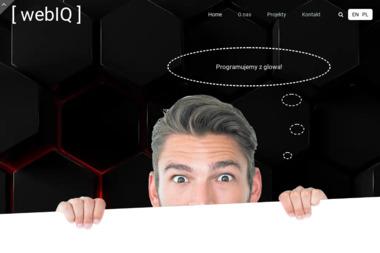 WebIQ Inteligentne rozwiązania IT - Grafik komputerowy Łódź