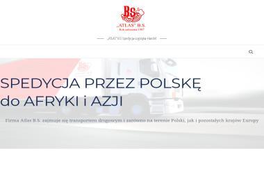 Atlas B.S. - Wypożyczalnia Aut Łódź