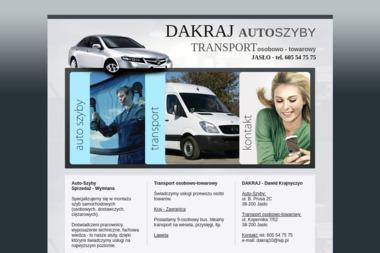 F.u.h. dakraj - Transport Towarowy Jasło