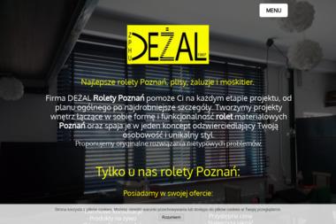 """""""DEŻAL'' Z.P.H.U. Dariusz Dekier - Wyposażenie łazienki Poznań"""