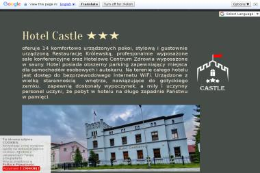 Hotel***Castle - Zespół muzyczny Bystrzyca Kłodzka