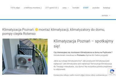 KLIMATECHNIKA Maniak Krzysztof - Klimatyzacja Poznań