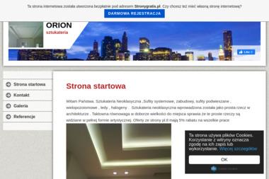 Orion - Budowa domów Opatów