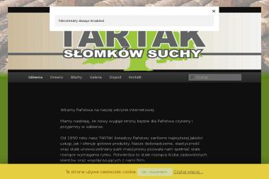 TARTAK T. i R. Barański s.c. - Pokrycia dachowe Słomków Suchy