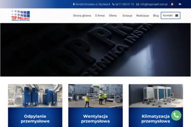 Technika Instalacyjna TOP-PROJEKT sp. z o.o. - Serwis instalacji Wrocław