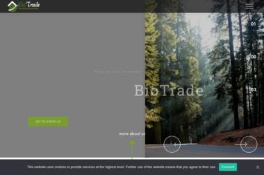 Biotrade Mirosław Panasiuk - Ekogroszek Białystok