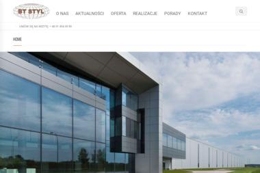 BT-STYL Bogdan Tymofijewicz Salon Firmowy Urzędowski - Sprzedaż Okien Aluminiowych Szczecin