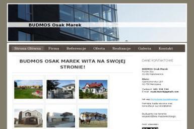 BUDMOS Osak Marek - Kierownik budowy Kąkolewnica