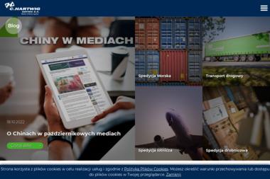 C.Hartwig Gdynia S.A. - Transport międzynarodowy Gdynia