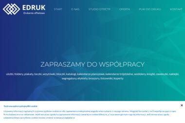 Edruk Zakład Poligraficzny - Opakowania Jednorazowe Truskaw