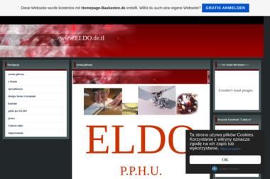 Eldo - Nadruki na odzieży Łódź