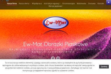 Ew-Mar Marek Mięczkowski - Kosze prezentowe Ostrów Wlkp.