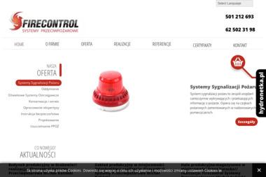 Firecontrol S.C. - Systemy alarmowe, usługi Kalisz