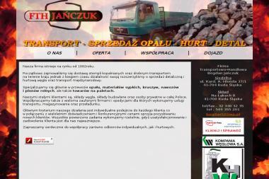 Firma Transportowo-Handlowa - Ekogroszek Ruda Śląska