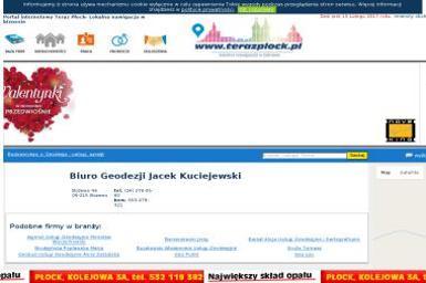 Biuro Geodezji Jacek Kuciejewski - Geodezja Bożewo