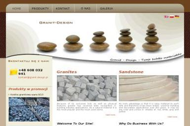 P.H.U.Granit_Design Anna Naróg - Bramy garażowe Strzegom